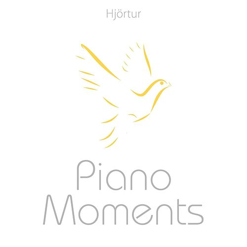 Piano Moments by Hjortur