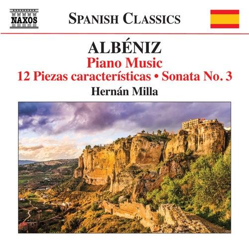 Albéniz: Piano Music, Vol. 7 de Hernán Milla