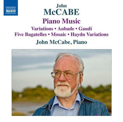 John McCabe: Piano Music de John McCabe