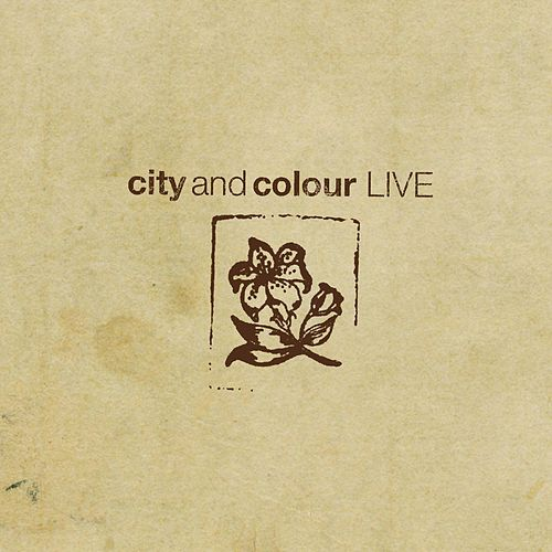 Live de City And Colour