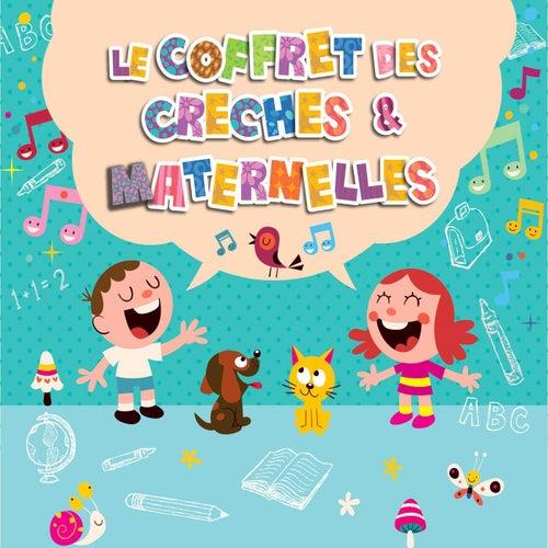 Le coffret des crèches et maternelles by Various Artists