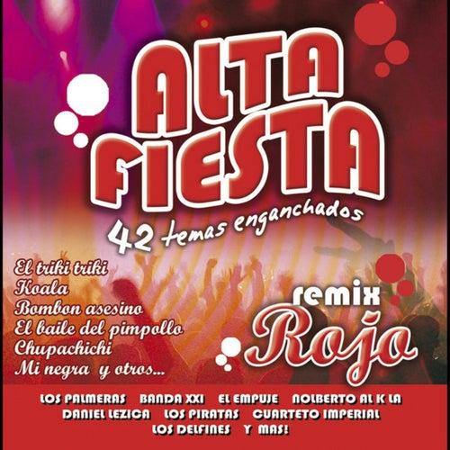 Alta Fiesta Rojo by Various Artists