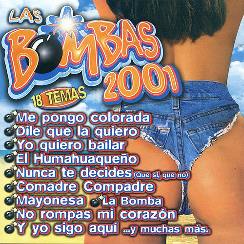 Las Bombas 2001 de Various Artists