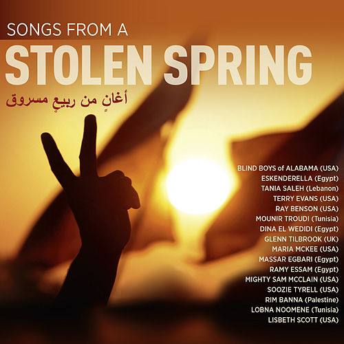 Songs from a stolen spring van Various Artists