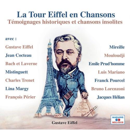 La Tour Eiffel en chansons by Various Artists