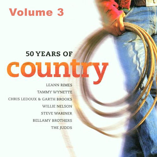 50 Years Of Country Vol. 3 von Various Artists