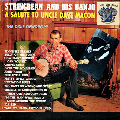 Stringbean Salutes Uncle Dave Macon de Stringbean