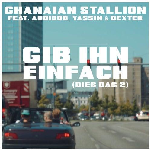 Gib ihn einfach (Dies das 2) by Ghanaian Stallion