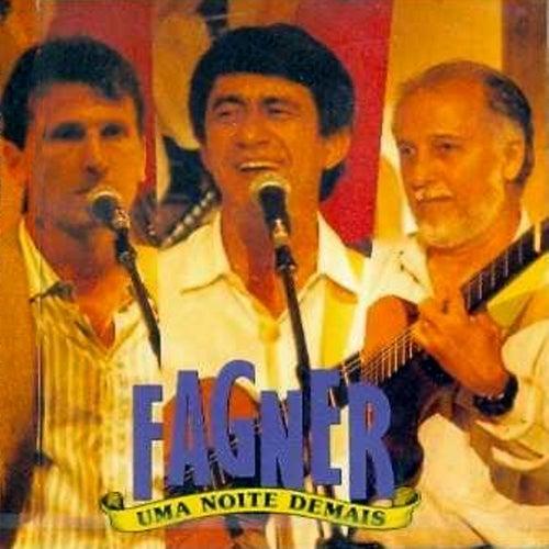 Uma Noite Demais (Ao Vivo) by Fagner