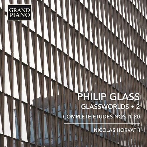 Glass: Glassworlds, Vol. 2 von Nicolas Horvath