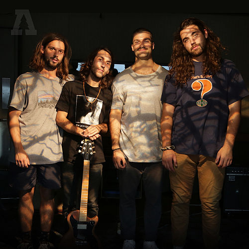 Turnover on Audiotree Live de Turnover