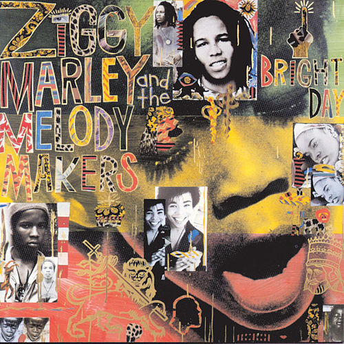 One Bright Day de Ziggy Marley