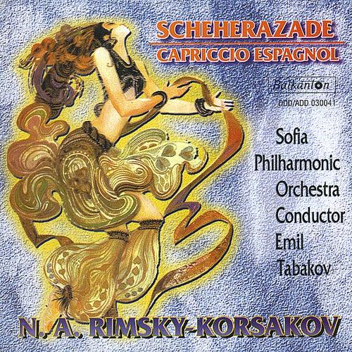 Rimsky-Korsakov: Scheherazade and Capriccio Espagnol de Sofia Philharmonic Orchestra