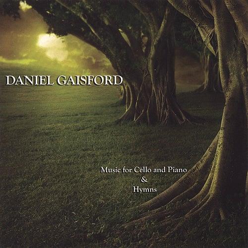 Music for Cello and Piano & Hymns de Daniel Gaisford