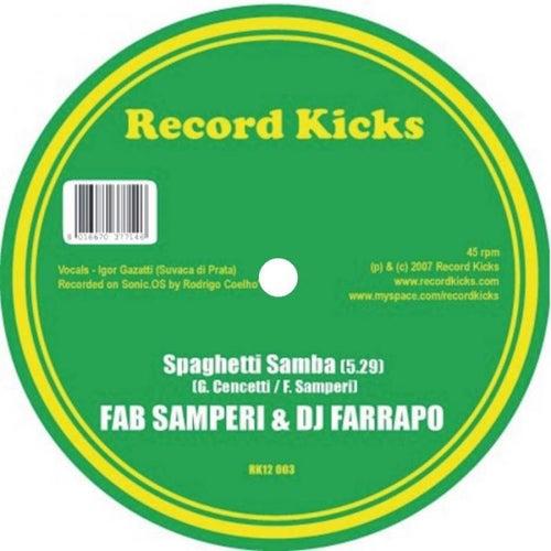 Spaghetti Samba de Fab Samperi