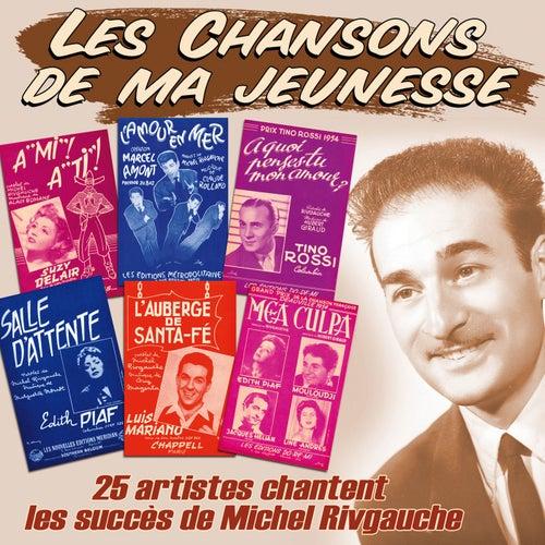 25 artistes chantent les succès de Michel Rivgauche (Collection 'Les chansons de ma jeunesse') von Various Artists