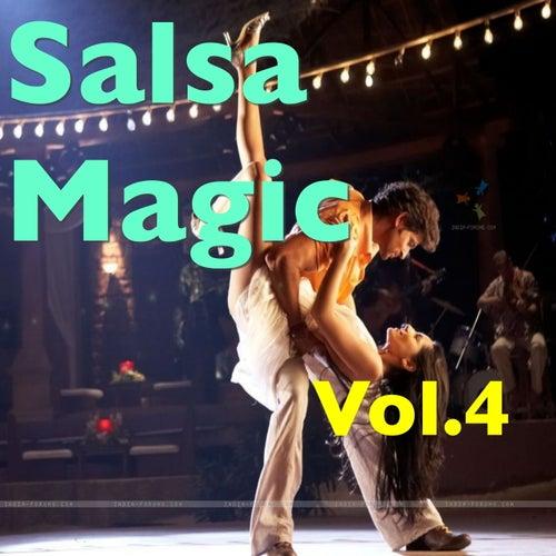 Salsa Magic, Vol.4 de Various Artists