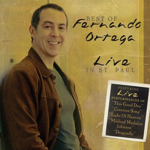 Best Of - Live In St. Paul by Fernando Ortega