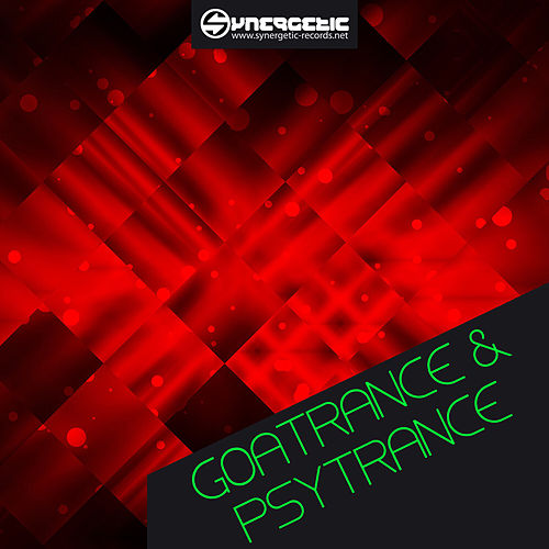 Goatrance & PsyTrance de Various Artists