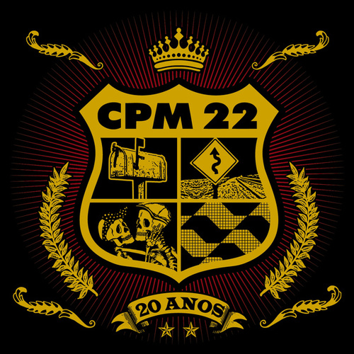 CPM22 - 20 Anos by CPM22