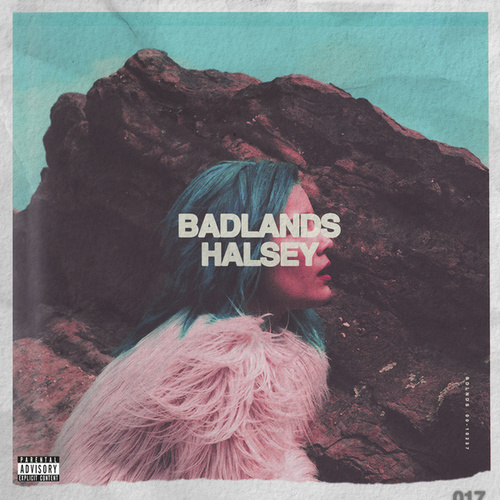 BADLANDS (Deluxe) by Halsey