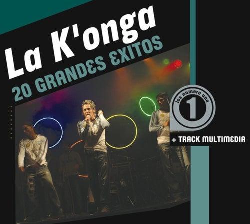 La K'onga: 20 Grandes Exitos (Live) de Konga