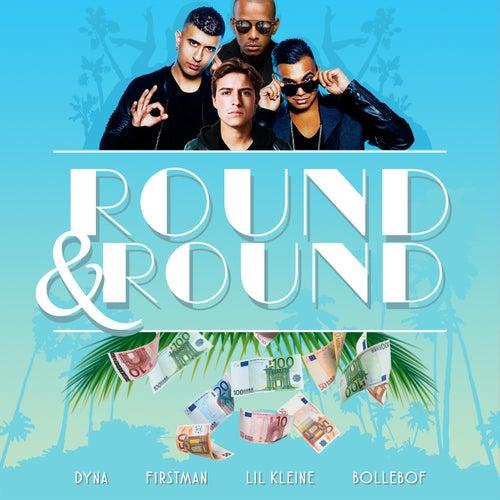 Round & Round van Dyna