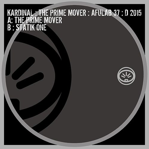 AFULAB 37- The Prime Mover by Kardinal