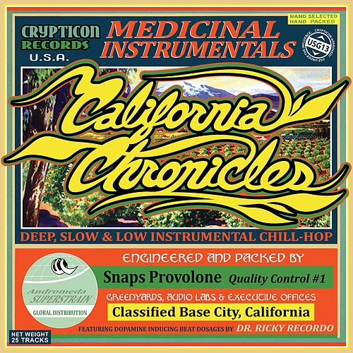 Medicinal Instrumentals by California Chronicles