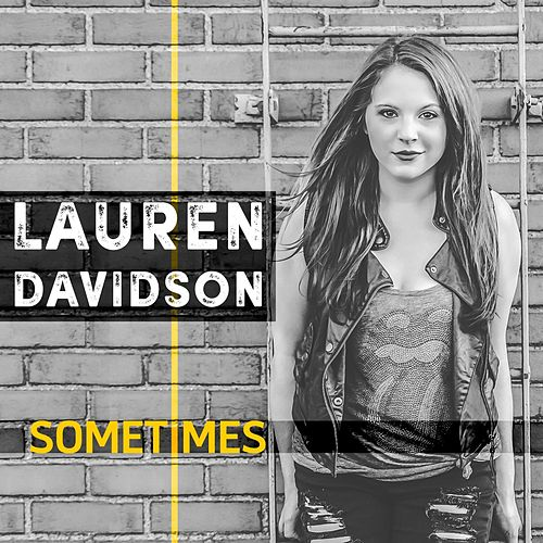 Sometimes by Lauren Davidson