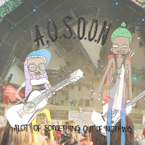 Alot of Something Out of Nothing de AOSOON