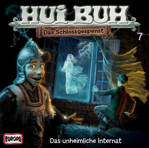 07/Das unheimliche Internat von HUI BUH neue Welt
