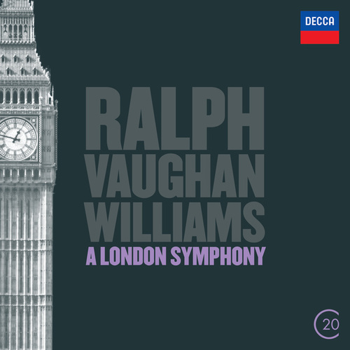 Vaughan Williams: A London Symphony von Roger Norrington