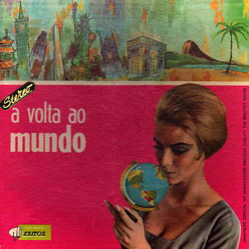 A Volta Ao Mundo, Vol. 5 - No Cinema von King Charles