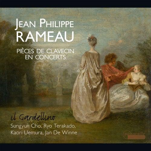 Pièces de Clavecin en Concerts by Jan de Winne
