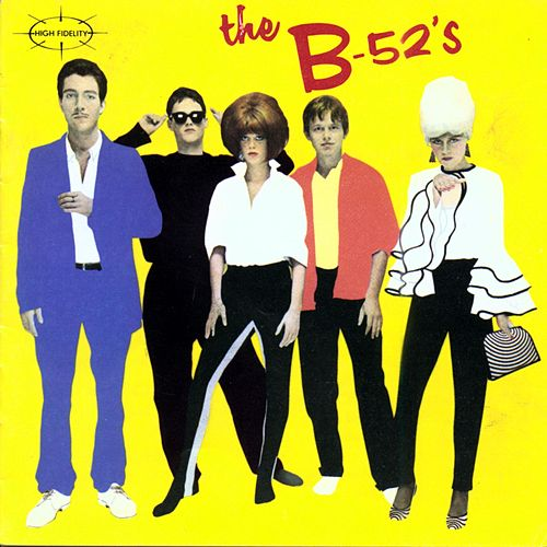 The B-52s by The B-52's