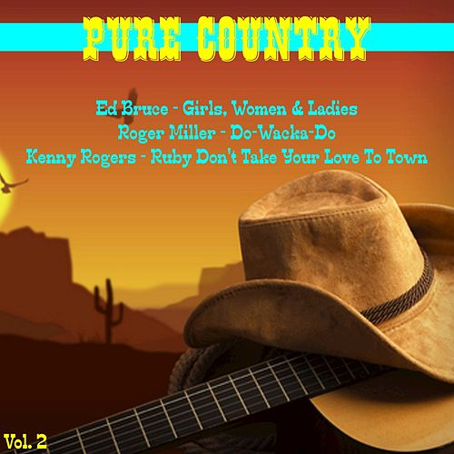 Pure Country, Vol. 2 von Various Artists