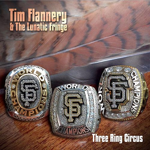 Three Ring Circus de Tim Flannery