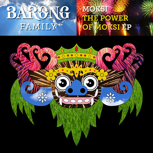 The Power of Moksi EP de Moksi