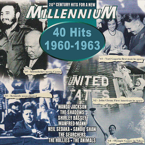 Millennium 1960-1963 de Various Artists