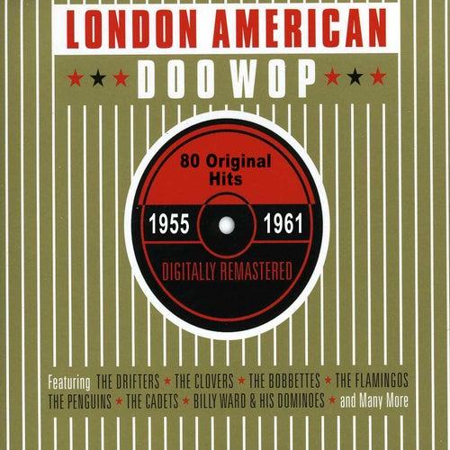 London American Doowop 1955-1961 by Various Artists