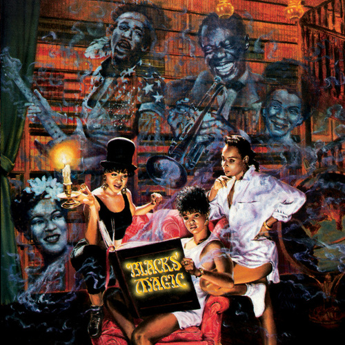 Blacks' Magic by Salt-n-Pepa