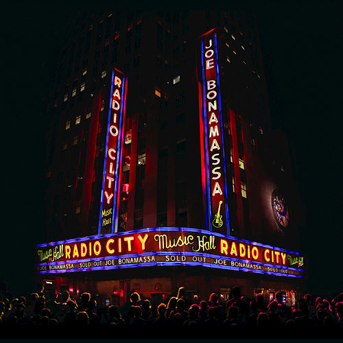 Joe Bonamassa: Live at Radio City Music Hall de Joe Bonamassa