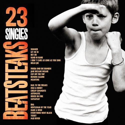 23 Singles by Beatsteaks