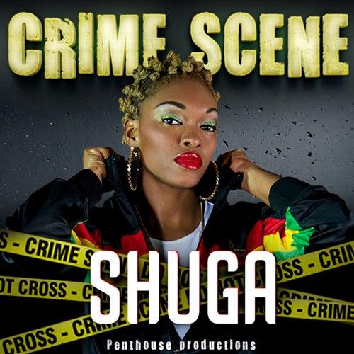 Crime Scene - single de Shuga (1)
