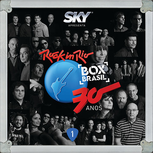 Rock In Rio 30 Anos, Vol. 1 de Various Artists