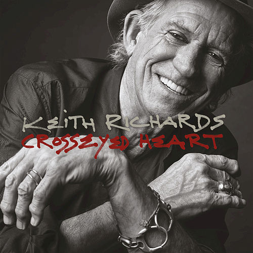 Crosseyed Heart de Keith Richards