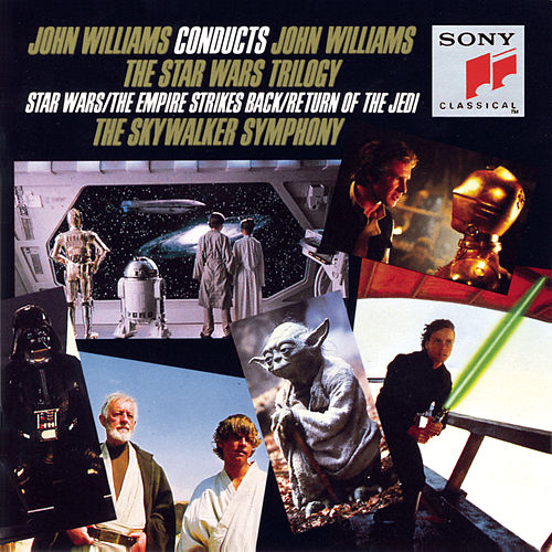 John Williams Conducts The Star Wars Trilogy de John Williams