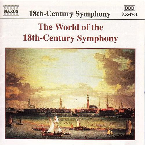 The World of the 18th Century Symphony von Various Artists
