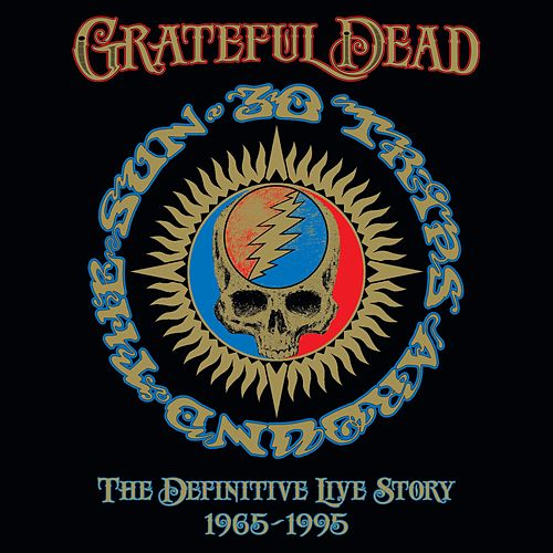 30 Trips Around the Sun: The Definitive Story (1965-1995) de Grateful Dead